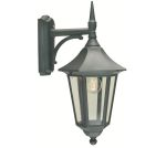 Elstead Valencia V2 Drop Down Wall Lantern